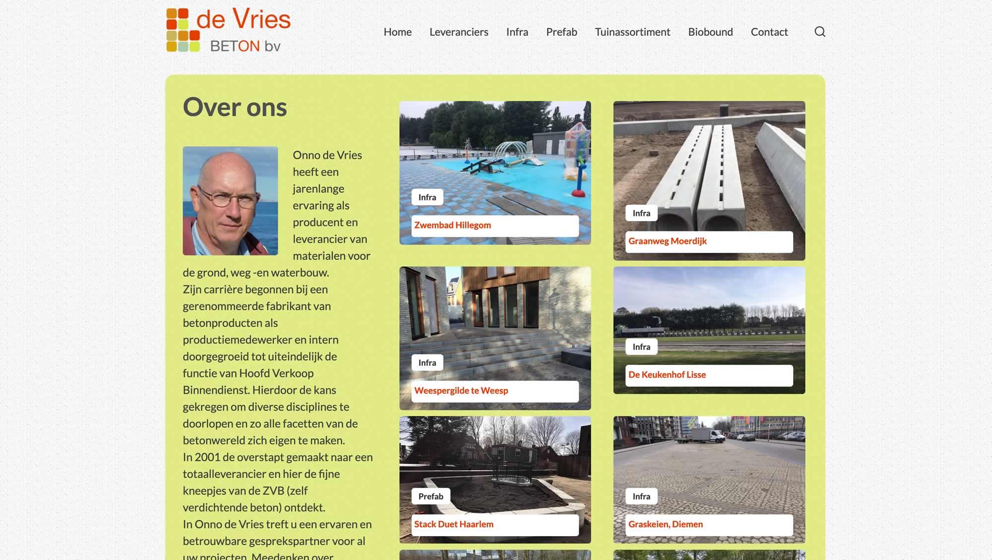 De Vries Beton
